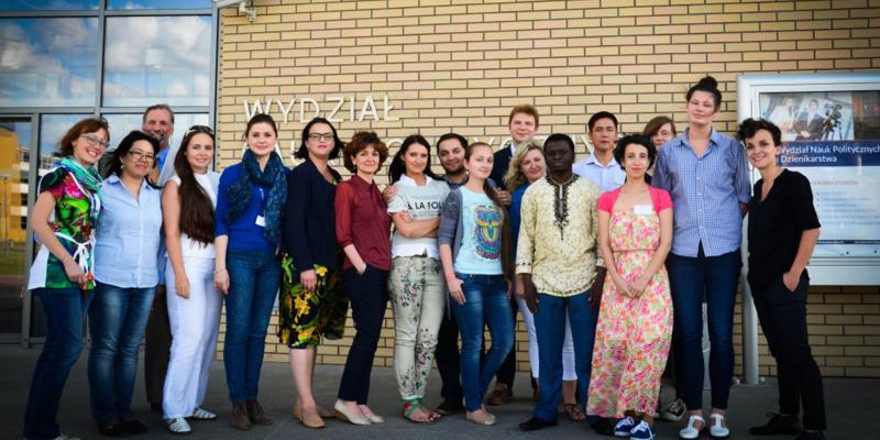 News Literacy Summer Institute in Poznań between July 8-16 2015