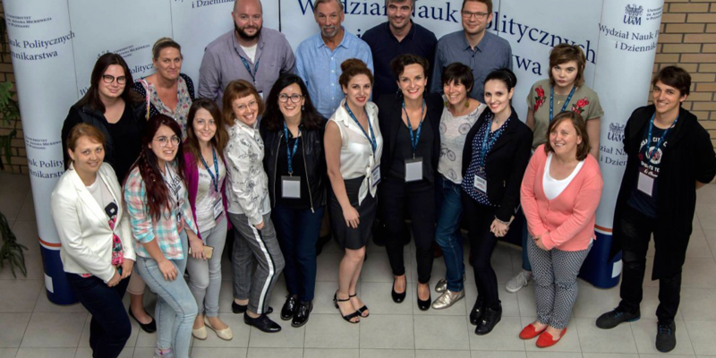 News Literacy Summer Institute in Poznań between July 9-13 2018